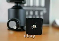 Arca Swiss Monoball Z1 sp with Quick Release and arca camera plate attachment