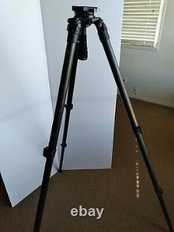 BENRO TRIPOD with Really Right Stuff quick detach lever