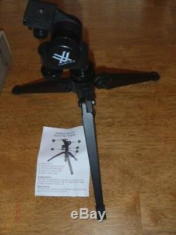 BUSHNELL T-SERIES 15-45x60mm SPOTTING SCOPE With MIL-HASH RETICLE & VORTEX TRIPOD