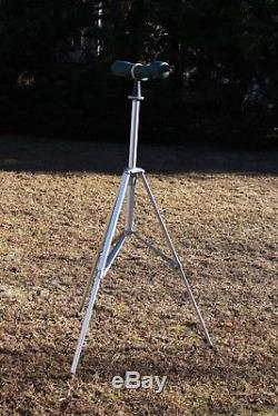 Bausch & Lomb 20x Wide Green Spotting Scope With Tripod Mount and Tripod