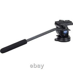 Benro A38TDS2 Series 3 Aluminum Monopod with 3-Leg Locking Base and S2 Video Head