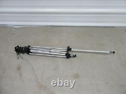 Bogen Model 3040 Tripod Camera Stand with Bogen Manfrotto 3063 Head FREE SHIP