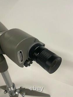Bushnell Spacemaster II Birding Telescope 15X-45X 00515 D=60mm withStand Tripod