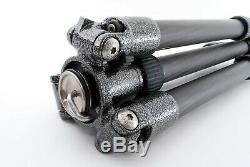 Excellent+++++Gitzo GT1550T Camera Tripod carbon fiber with case From Japan