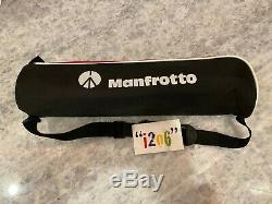 GENTLY USED MANFROTTO BeFree MKBFRC4-BHZ Compact Travel Carbon Fiber Tripod