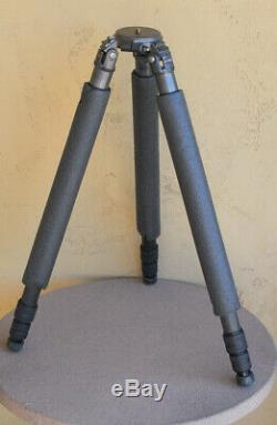 GITZO GT3530LSV Carbon Fiber Tripod 6x Fibre 2 Stage Systematic Supports 39 lbs
