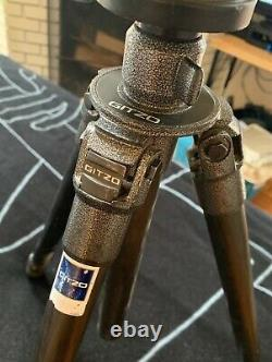 Gitzo Carbon Fiber G1227 with Manfrotto 3030 Head