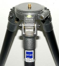 Gitzo G1325 MK2 Series 3 Systematic Carbon Fiber Tripod in EXCELLENT PLUS Cond