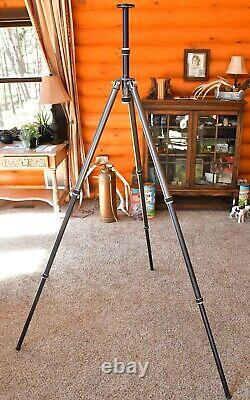 Gitzo G320 Studex Performance tripod for Pro Use WITH ALL the bells & whistles