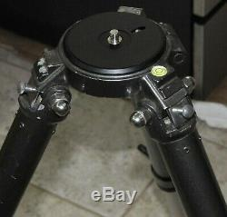 Gitzo G505 Series 5 Compact Systematic Tripod with 4 leg sections Good Condition