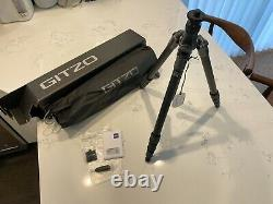 Gitzo GT1541T Tripod with GC1201T Traveler Bag Combo. G-Lock. Replaces GT1540T
