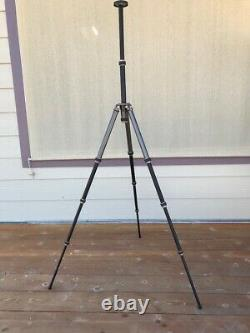 Gitzo Gilux Tatalux 4 Section Tripod Mint Without Head Made in France