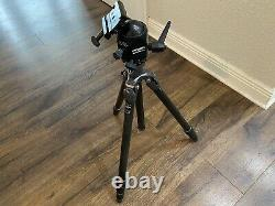 Gitzo Mountaineer GT2543L Tripod Series Carbon Fiber With Foba Superball Mount
