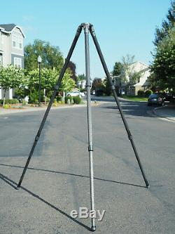 Gitzo Systematic GT3530 LSV Carbon 6X Tripod (No Leveling Base)