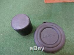 LEUPOLD 25X50 GOLD RING SPOTTING SCOPE WITH CASE and tripod