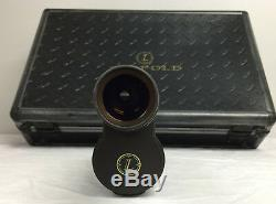 Leupold Golden Ring 12-40 x 60mm HD Spotting Scope with Hard Case & Tripod