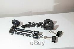 Manfrotto 244 Friction Magic Arm, Superclamp, 143 camera bracket