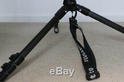 Manfrotto 440 Carbon Fibre and Magnesium 4-section Tripod Carbon No. One