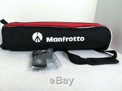 Manfrotto BeFree Compact Travel Carbon Fiber Tripod #MKBFRC4-BH New