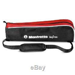 Manfrotto Befree Advanced Lever Aluminum Travel Tripod with Ball Head, Black