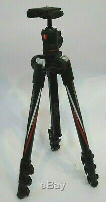 Manfrotto Befree Carbon Travel Tripod with Befree Ball Head & Case Boxed MINT
