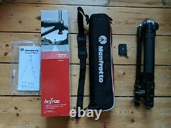 Manfrotto Befree Tripod with Ball Head Black (MKBFRA4-BH)