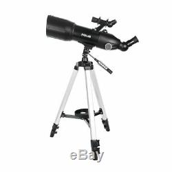 Monocular Space Astronomical Telescope With Portable High Tripod Spotting Scope
