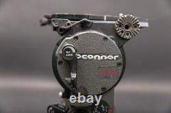 OConnor 1030S Fluid Head Package with Special Tripod Custom Mount Plate