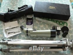 OPTICRON CLASSIC IF 2 MT N ANGLE BODIED 75mm SPOTTING SCOPE, 2 EYEPIECES, TRIPOD