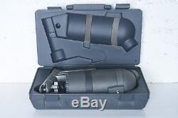 Pentax Spotting Scope 500R / Telephoto Lens with Tripod and Case Nice