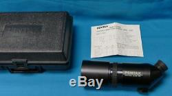Pentax Spotting Scope 500 R With Tripod And Case Free Shipping