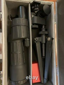 REDFIELD SPOTTING SCOPE 20-60x 60mm WITH CASE AND TRIPOD