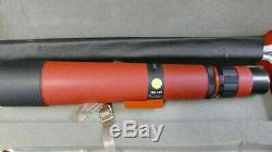 Redfield Spotting Scope 15X- 45x60 Zoom, With Tripod and hard case, All original