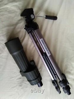 Spotting Scope and Tripod, Opticron HR 60mm, 25 x Eyepiece, Excellent Condition