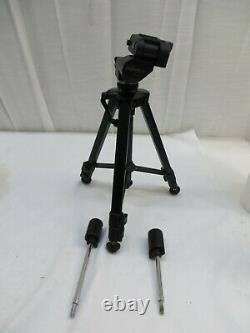 VINTAGE BUSHNELL SPACEMASTER II 60mm SPOTTING SCOPE With15X-45X EYEPIECE, Tripod