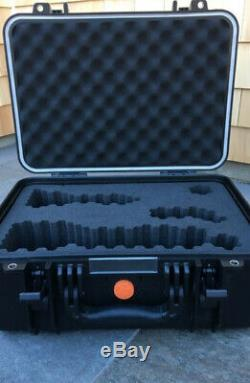 Vanguard Endeavor HD 82A 20-60 X 82 Spotting Scope with Tripod and Security Case