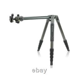 Vanguard VEO 2 265CB 5-Section Carbon Fiber Tripod with BH-50 Ball Head, Gray