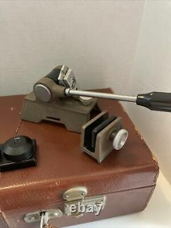 Vintage Swift Spotting Scope Model 821 In Original Box Tripod And Many Extras