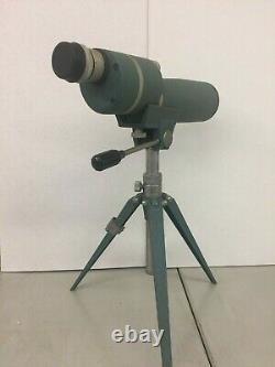 Vintage Weatherby Sight Master Spotting Scope with Tripod 20-45x zoom