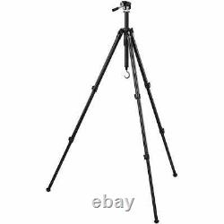 Vortex High Country II Aluminum Tripod Kit 24 to 62 Inches QR Head TR-HCY